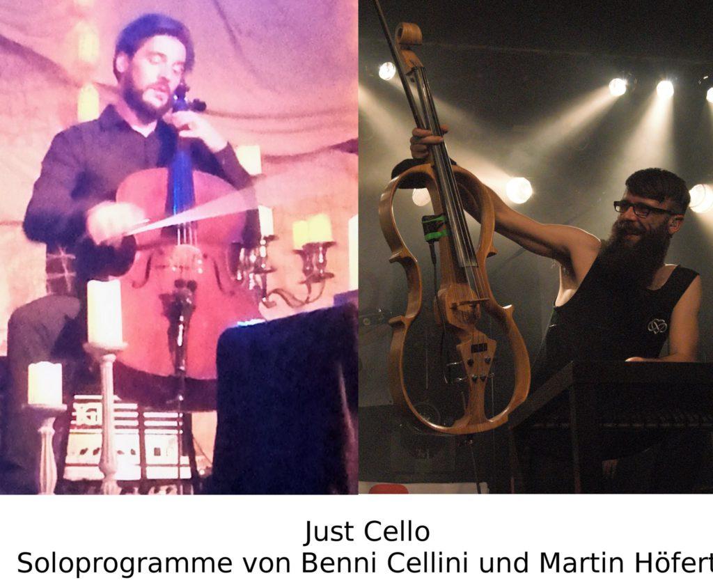 Just Cello @ Leipzig
